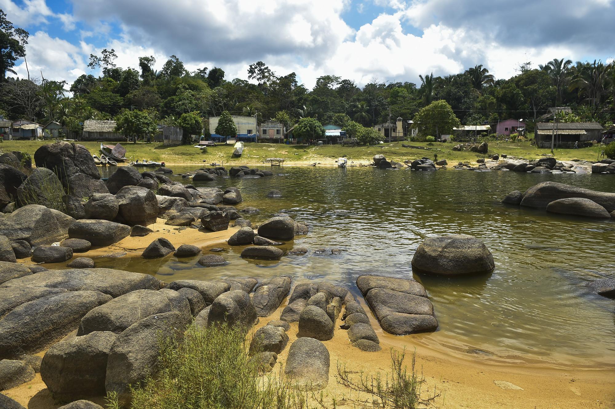 Ilha da Fazenda, Big Bend of the Xingu River